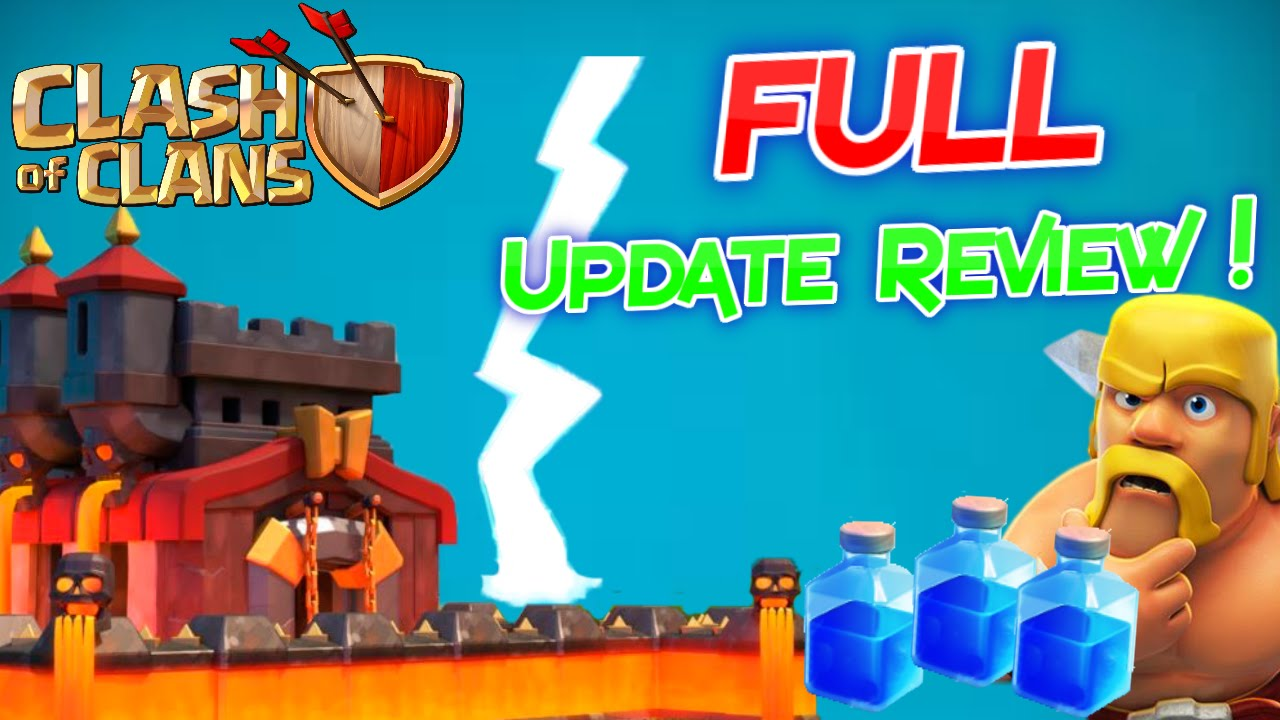 Update Clash Of Clans Terbaru 17 September 2015 Ahliponselcom