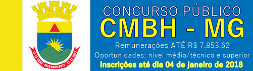 Apostila Câmara de Belo Horizonte - MG (CMBH) Técnico Legislativo
