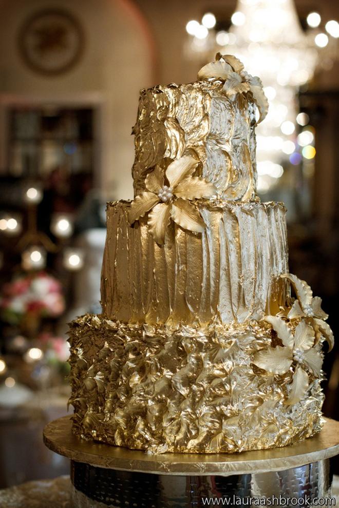 Modern Wedding Cakes Pinterest