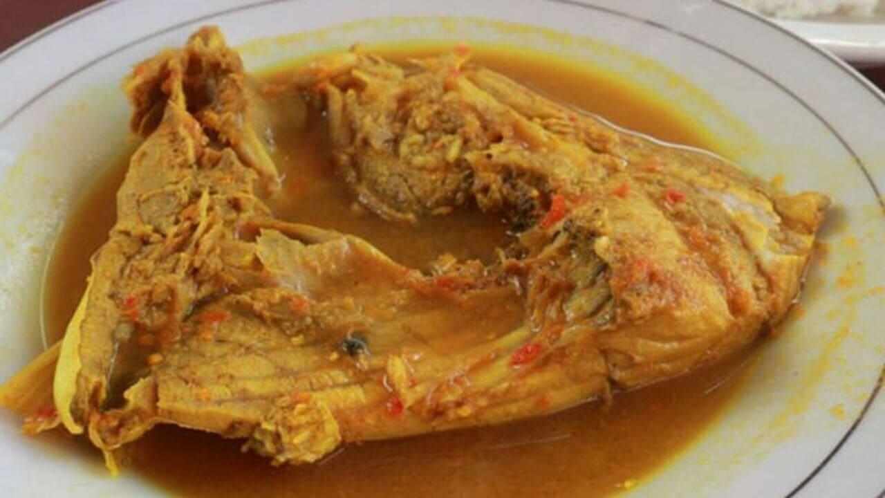 Resep Menu Ayam Kuah Kuning Asam