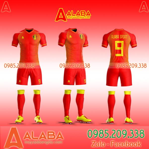 Áo đá banh đội Bỉ