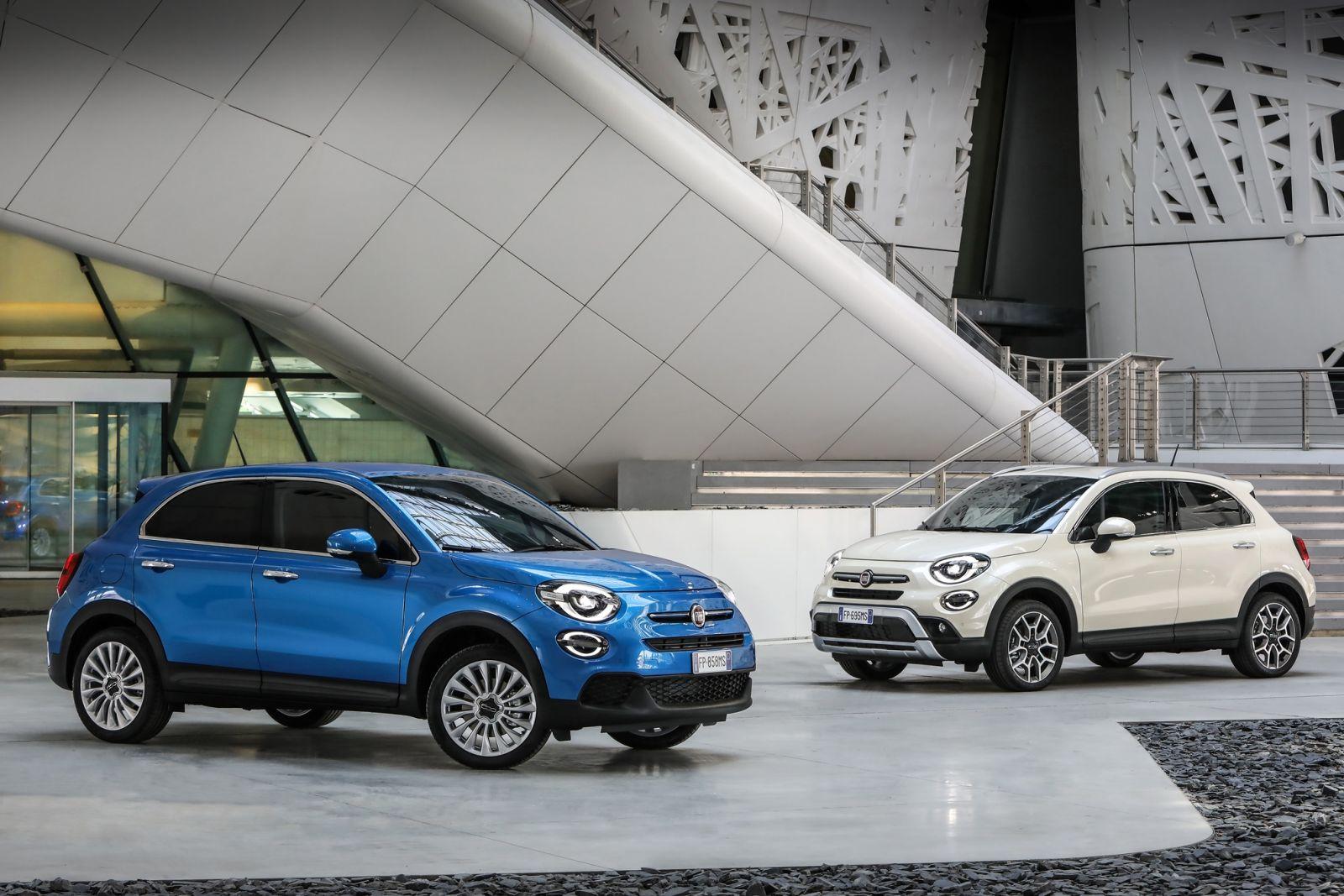 Το νέο Fiat 500X στην Ελλάδα