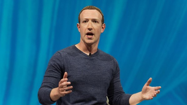 Facebook dkk Tumbang, Harta Mark Zuckerberg Langsung Lenyap Nyaris Rp 100 T