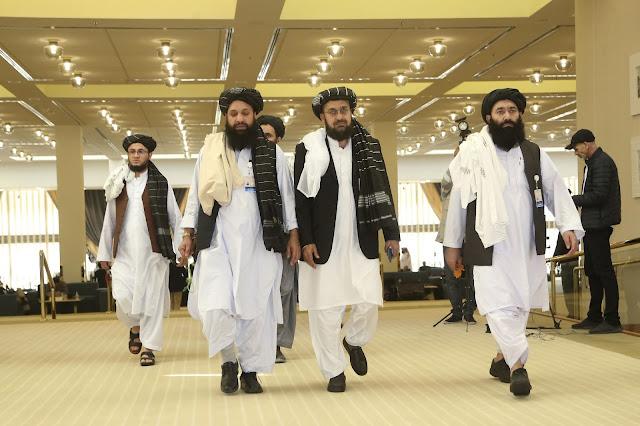 Taliban dan Rangsangan Perang Saudara