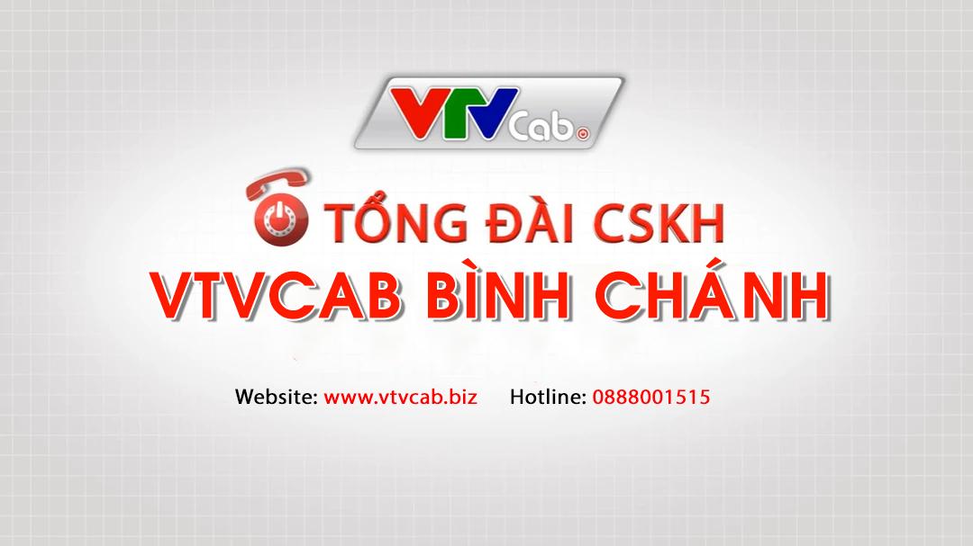 VTVCab huyện Bình Chánh, TPHCM