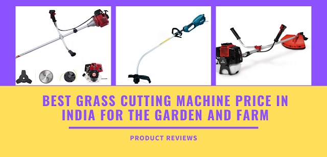 Best Grass Cutting Machine price in India | Brush electric Weed Cutter Machine for the garden and farm