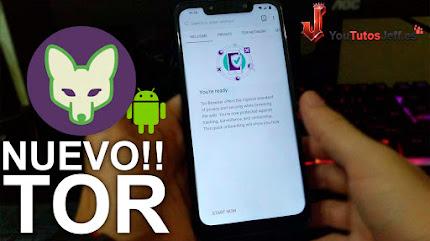 Descargar Tor Browser para Android - Nueva Aplicación