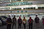 Anggota Laskar Merah Putih (LMP) Bertakjiah di Dua Tempat Berbeda