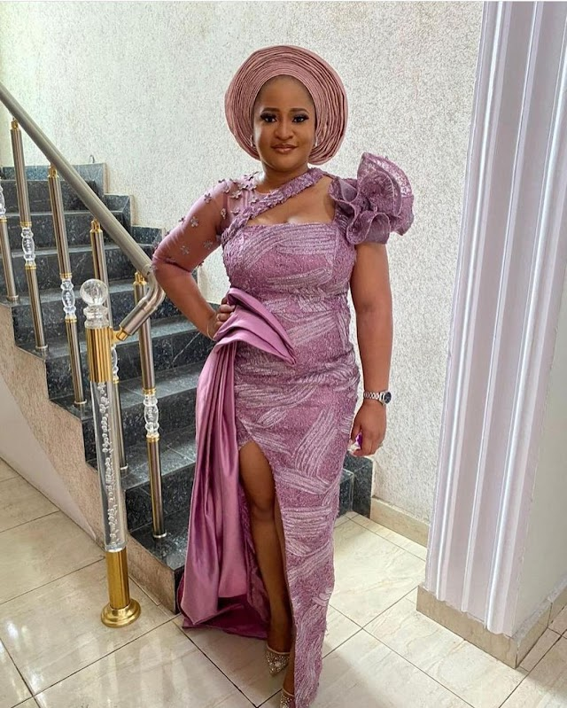 Classy Asoebi Styles In 2021: Best Styles For Your Next Owambe party
