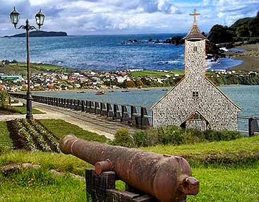 City of Ancud, Chiloe