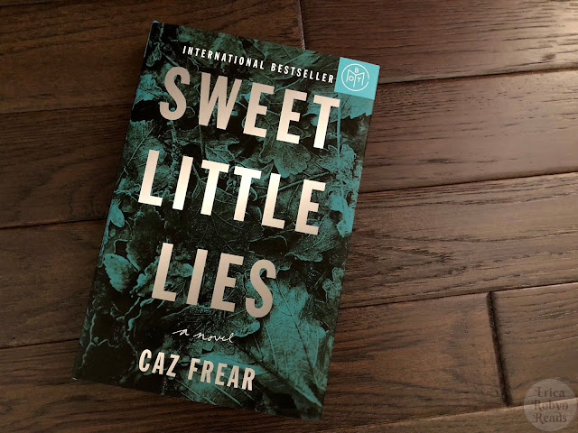 Book photo of Sweet Little Lies by Caz Frear