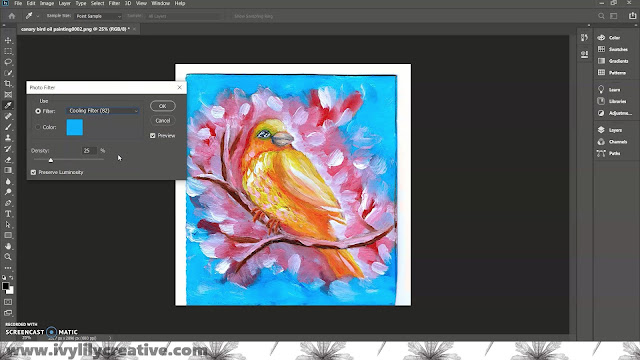 Want to fix up your scanned artworks for your print on demand shop? Here's how to do it with Photoshop!