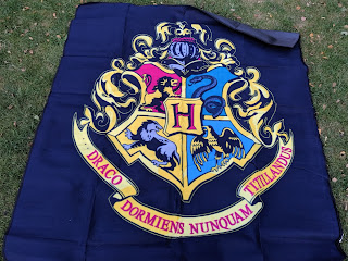 Harry Potter Picnic Blanket