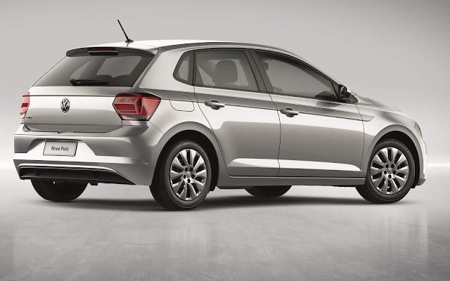 VW Polo 1.0 MPI - melhor opção de carro até R$ 50 mil