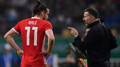 Ryan Giggs defendió a Gareth Bale criticas