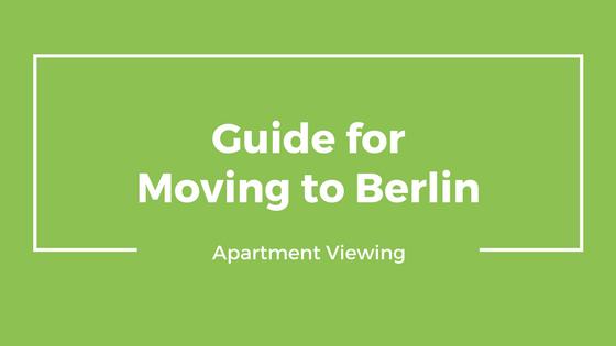 Renting in Berlin