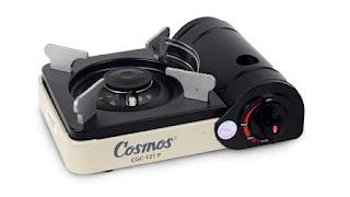 Cosmos Portable Gas Cooker CGC - 121P