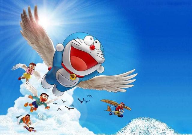 Doraemon The Movie – Nobita Aur Birdopia Ka Sultan Hindi- (720p HD)