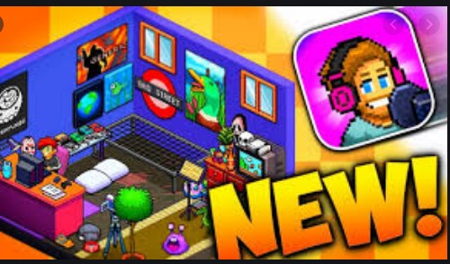 PewDiePie's Tuber Simulator Apk+Data Free on Android Game Download