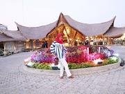 Mutia Garden Tawarkan Tempat Nongkrong Ala Taman di Tengah Kota