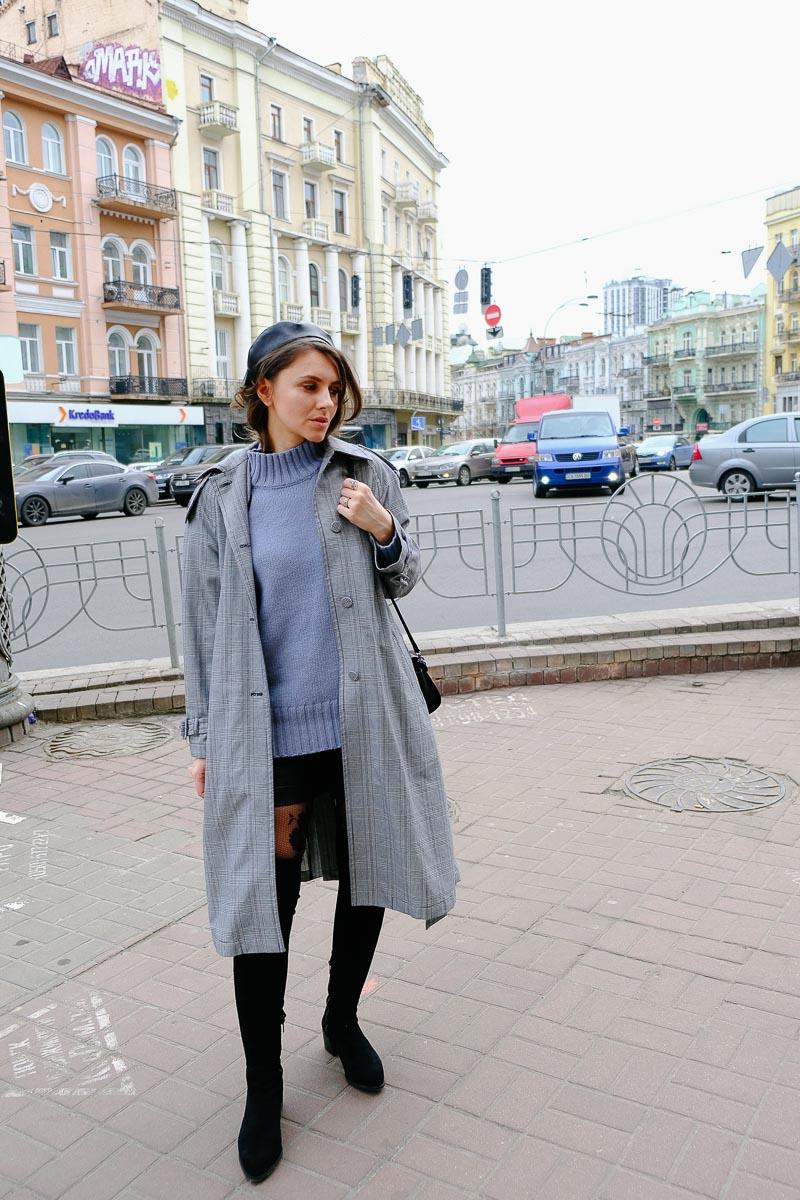 фэшн блогер украины