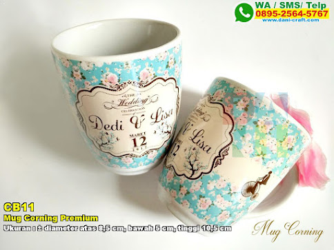 Mug Corning Premium