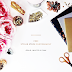 FREEBIES | Free Styled Stock Photography | Gold, White and Pink Styled Desktop | Darmowe zdjęcie stockowe