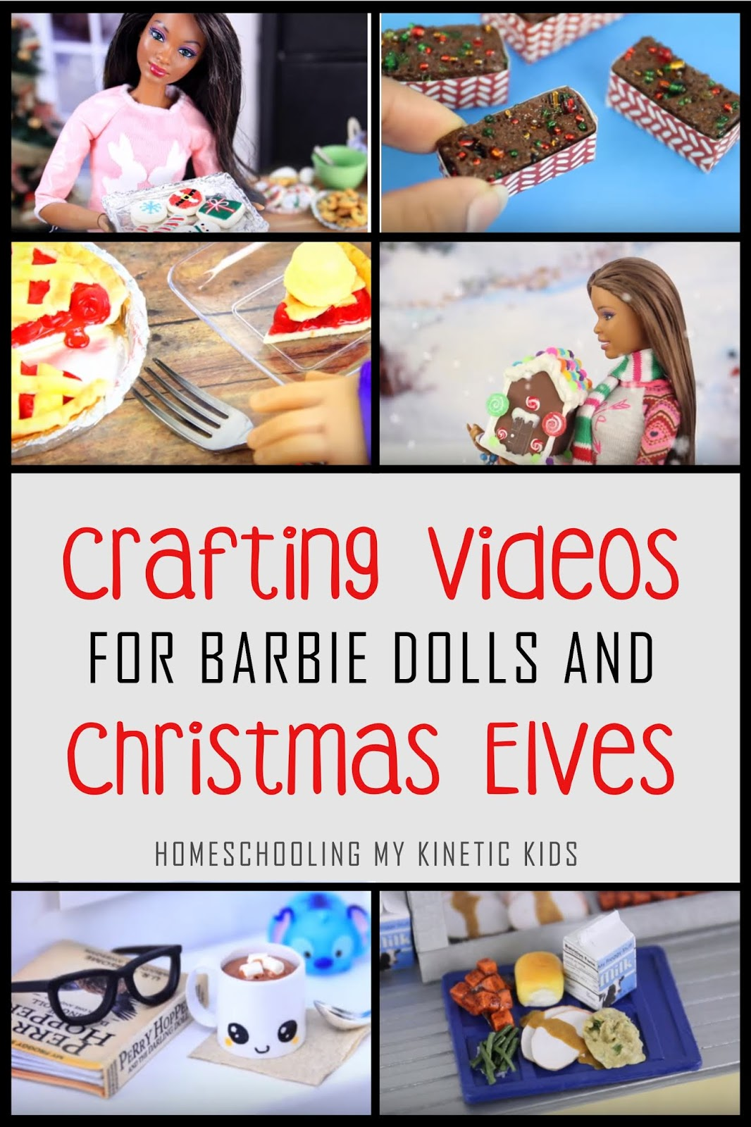 30 Barbie Craft Videos Perfect For Your Christmas Elf