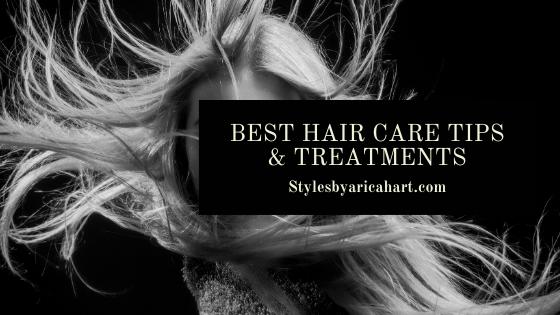 Hair Care Tips & Treatments