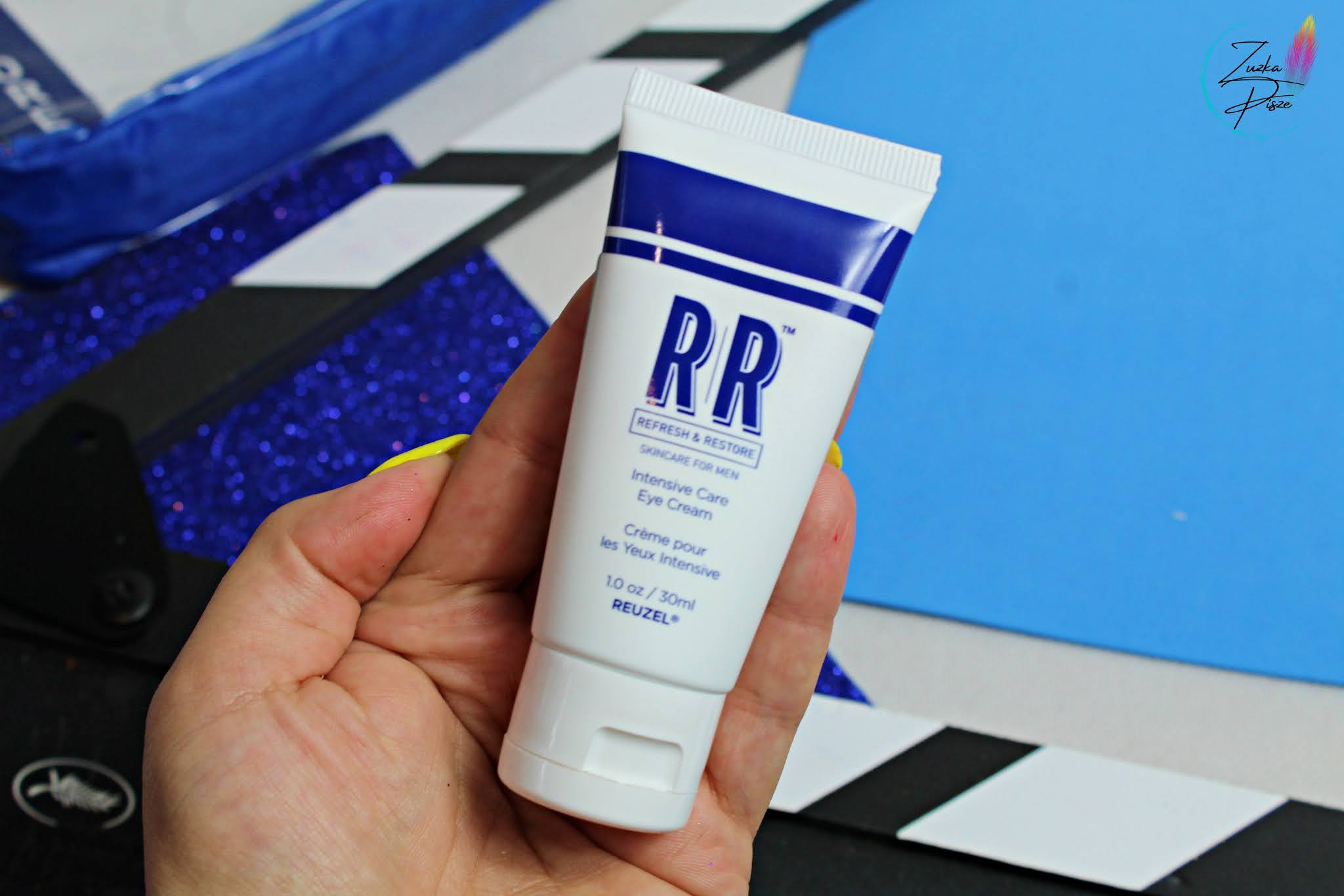 Wielofunkcyjny krem pod oczy dla mężczyzn Reuzel RR Intensive Care Eye Cream
