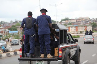 News: NSCDC arrests most wanted pipeline vandal in Kogi