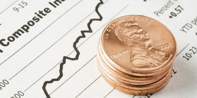 top penny stocks today nasdaq