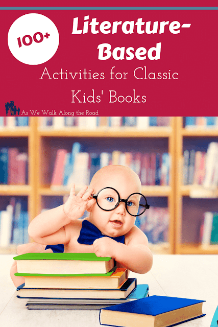 Literature-Based Activities for classic kids' books