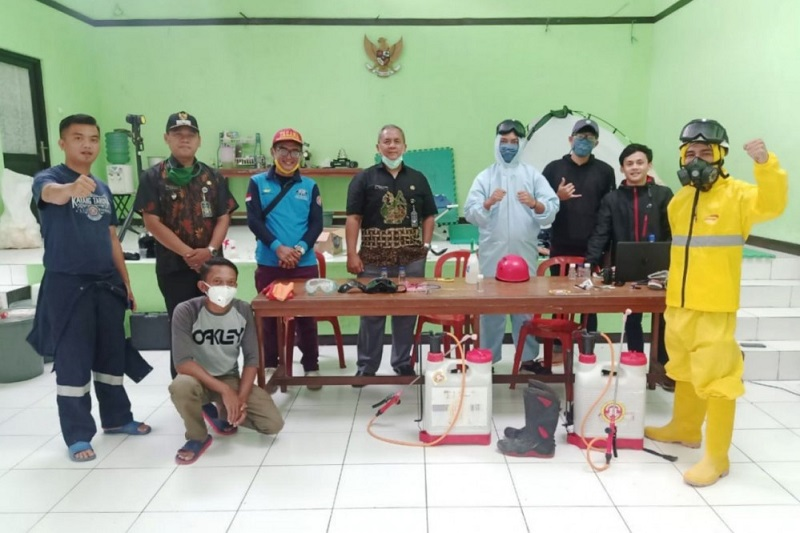 Semangat Kolaborasi Lahirkan Tim Gabungan Relawan Covid-19