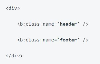 Hướng dẫn dùng thẻ b:class để thêm Class cho blog
