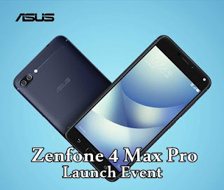 Zenfone 4 Max Pro Launch Event