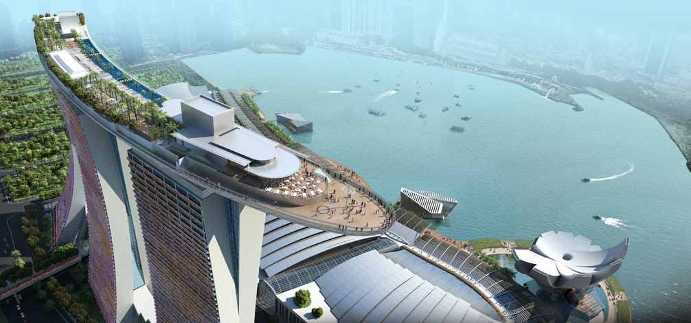 Singapore - Marina Bay Sands 5*