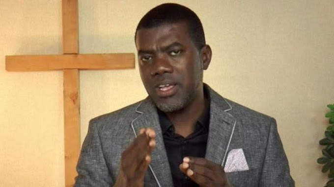 """""""Never eye your wife's money, Don't even think of it"""" – Reno Omokri advises men"""