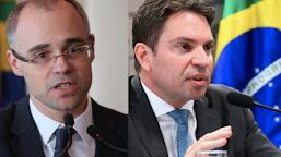 Confirmados André Mendonça no Ministério da Justiça e Alexandre Ramagem no comando da PF
