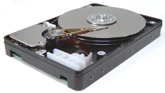 Hard disks magnetic plates