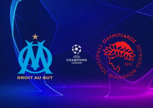 Olympique Marseille vs Olympiakos Piraeus -Highlights 01 December 2020