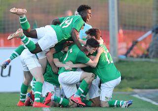 Ирландия U19 – Чехия U19 смотреть онлайн бесплатно 21 июля 2019 прямая трансляция в 20:00 МСК.