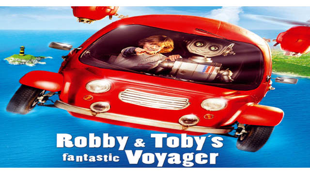 Robby And Toby's Fantastic Voyager (2016) Hindi Dubbed Movie 720p BluRay Download