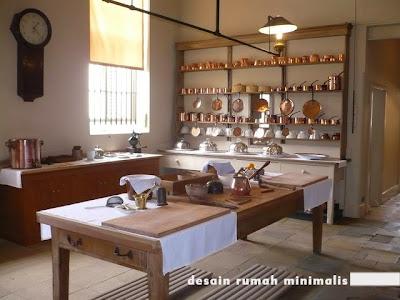 Contoh Desain Dapur Minimalis Sederhana Terbaik 2014