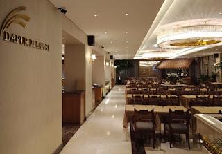Dapur Pelangi, Ambhara Hotel