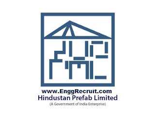 Hindustan Prefab Limited Recruitment