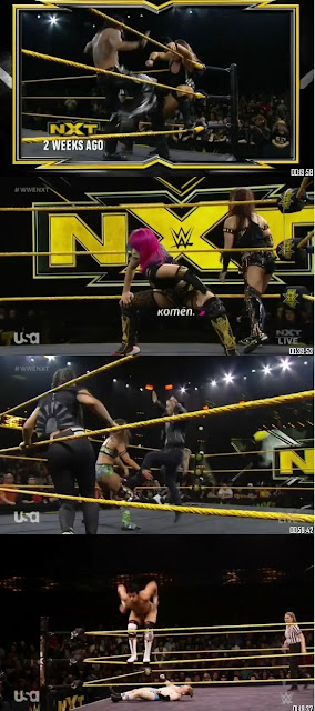 WWE NXT 30th Oct 2019 Full Episode 480p Download 250MB