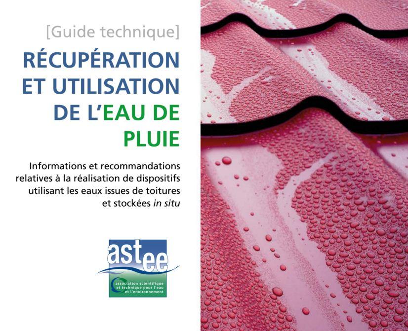 guide d 39 utilisation de l 39 eau de pluie cours assainissement urbain. Black Bedroom Furniture Sets. Home Design Ideas