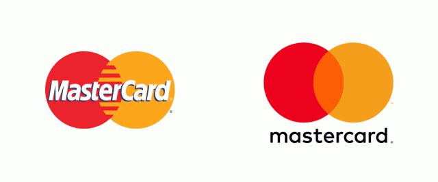 Trend Desain Logo 2017 - Form Simplification