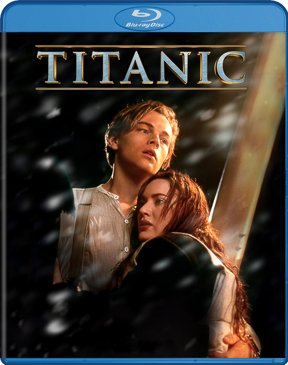 Latest Bluray & HD Covers: Titanic (2012) Hollywood Movie